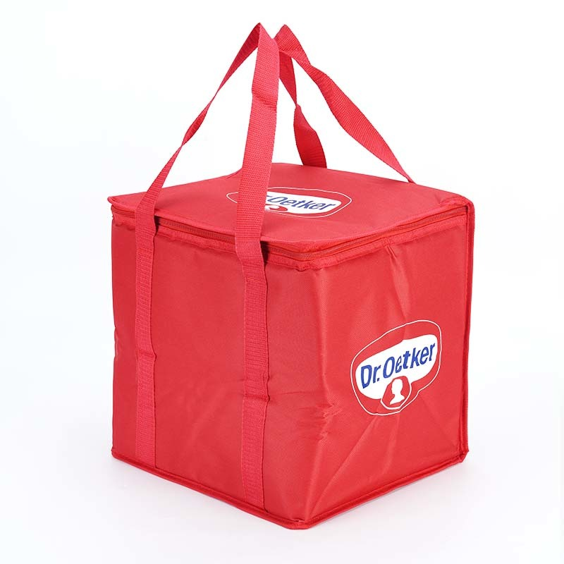 Custom 600d Polyester Food Cooler Bag