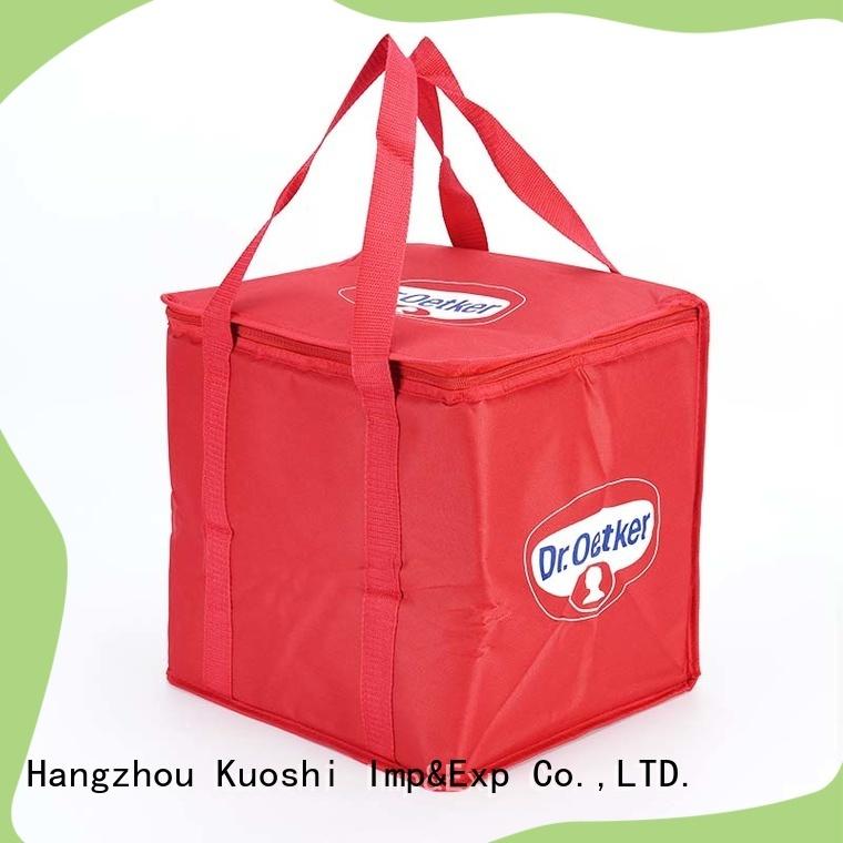 KUOSHI custom the fridge cooler bag supply for drink
