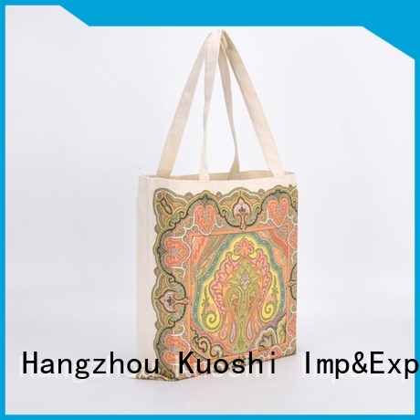 branded cotton bags printing for beach visit