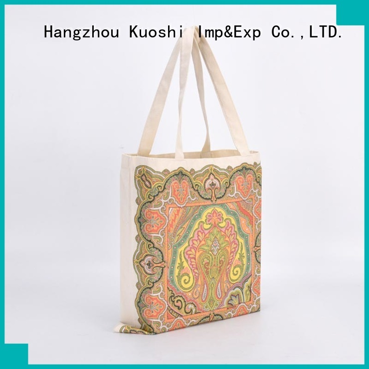 latest cotton canvas shopping bags cotton suppliers for grocery shopping