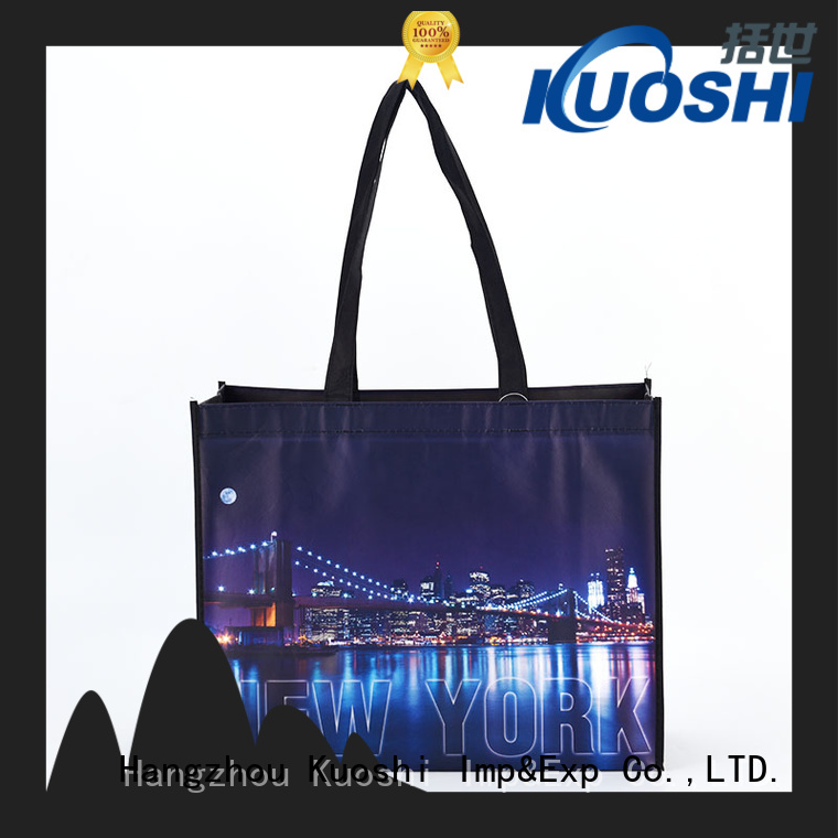 KUOSHI wholesale non woven bags online india company for supermarket