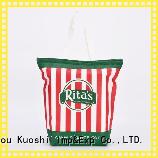KUOSHI fashion hot and cold cooler bag company for ice cream