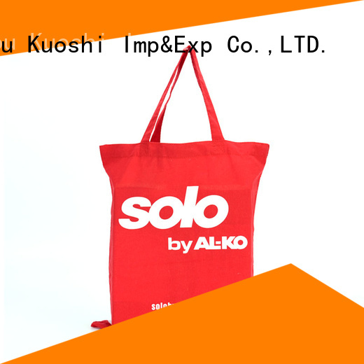 KUOSHI heavy canvas bag for daily activities