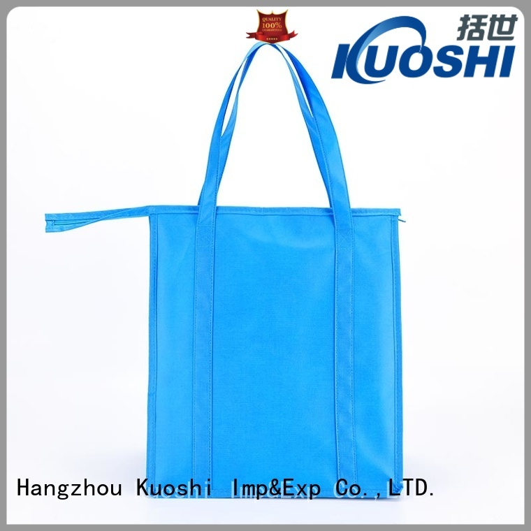 KUOSHI wholesale large soft cooler bag supply for ice cream