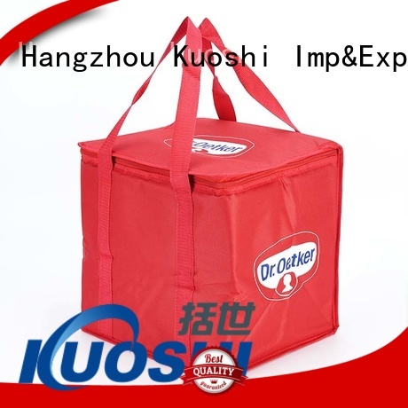 KUOSHI hot and cold cooler bag factory for cans