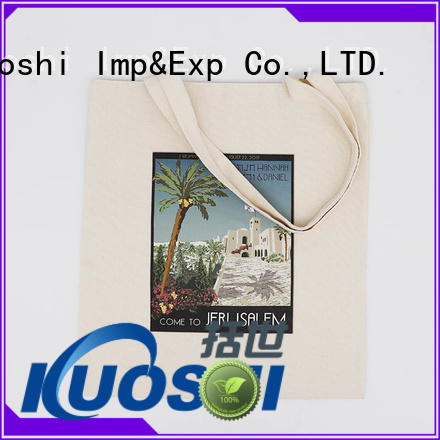 wholesale canvas pocketbooks printing for grocery shopping