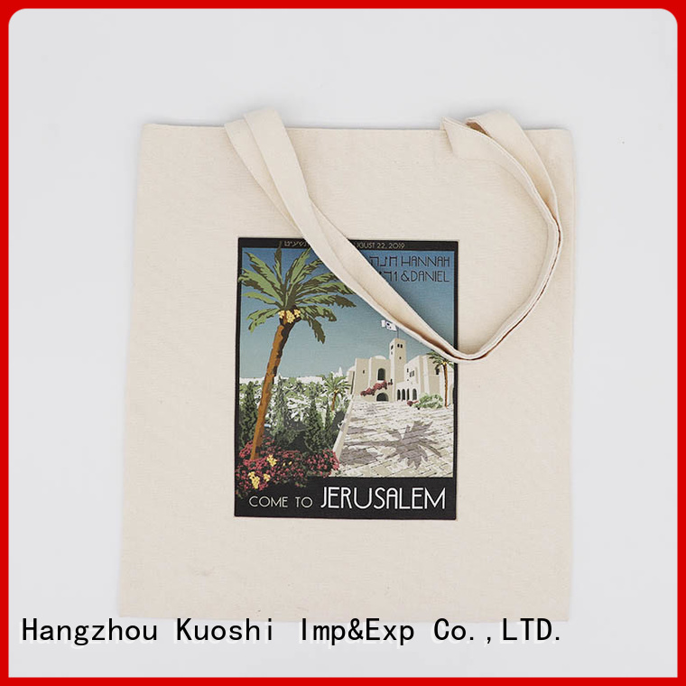 KUOSHI new canvas pouch bag for business for school