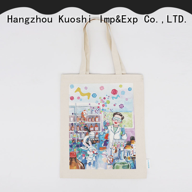 top canvas for bags organic factory for beach visit