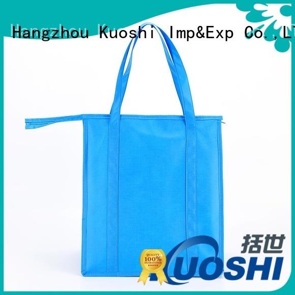 KUOSHI top folding cooler bag for picnic