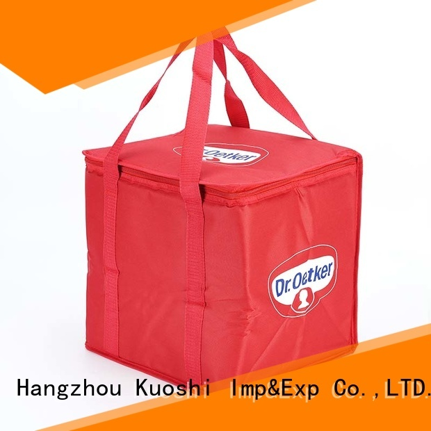 KUOSHI best large soft cooler bag company for ice cream