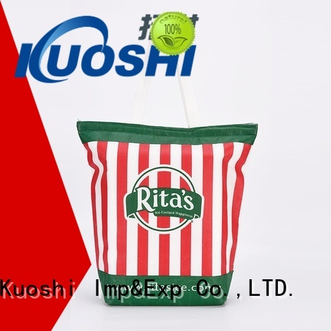 high-quality disposable cooler bags tote supply for ice cream