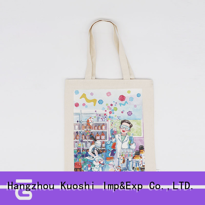KUOSHI large bespoke tote bags manufacturers for shopping