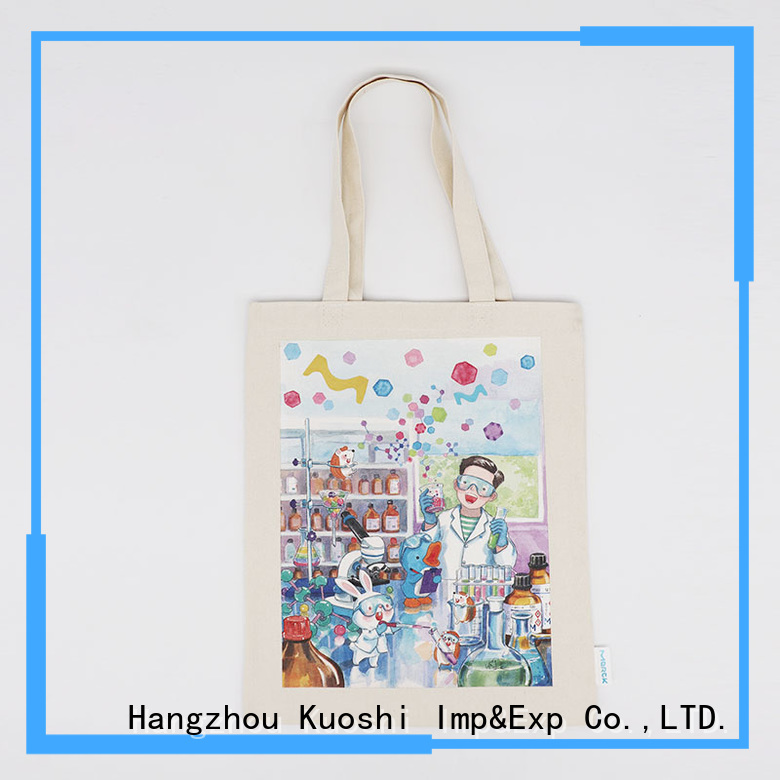 KUOSHI new a tote bag for daily activities