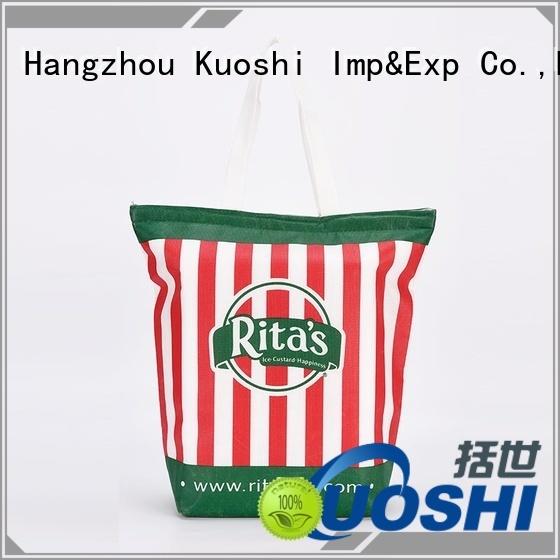 new shoulder cooler bag food for business for drink