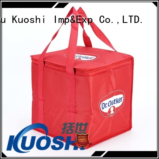 KUOSHI polyester coleman cooler bag for food