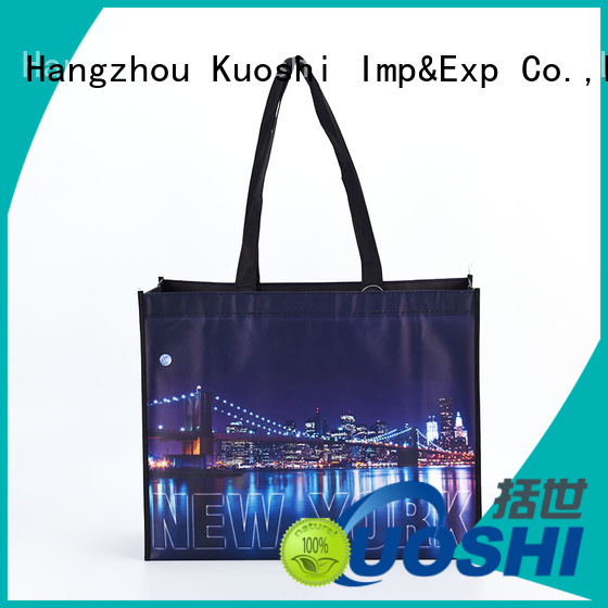 KUOSHI top non woven plastic bags manufacturers for events