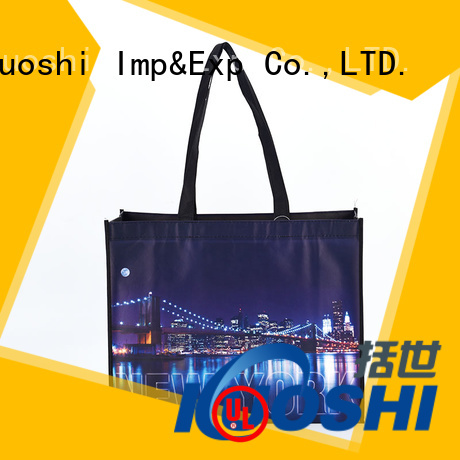 KUOSHI high-quality non oven carry bag for business for trade shows