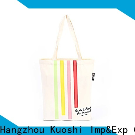 wholesale canvas personalized totes eco supply for office work