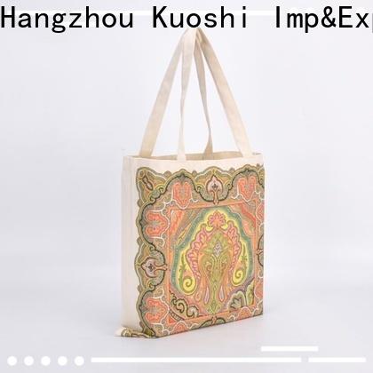 KUOSHI cotton shopper company for shopping