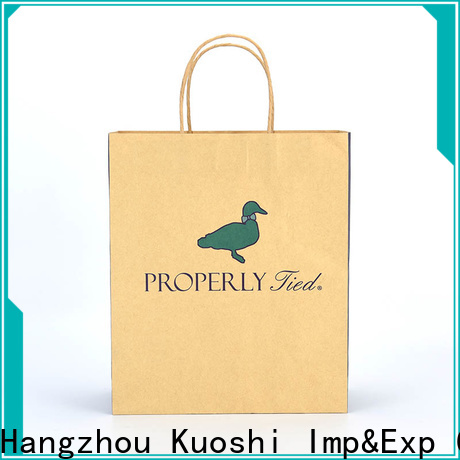 best black kraft paper bags quality for vegetables