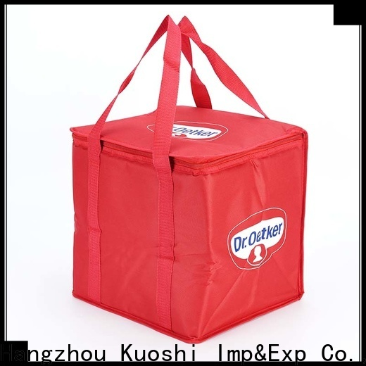 custom portable freezer bag 600d supply for drink
