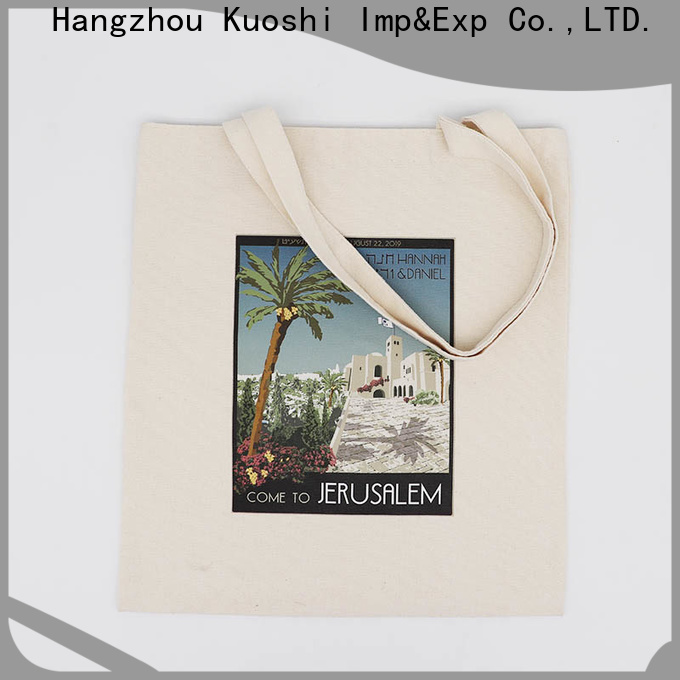best embroidered tote bag cotton manufacturers for events