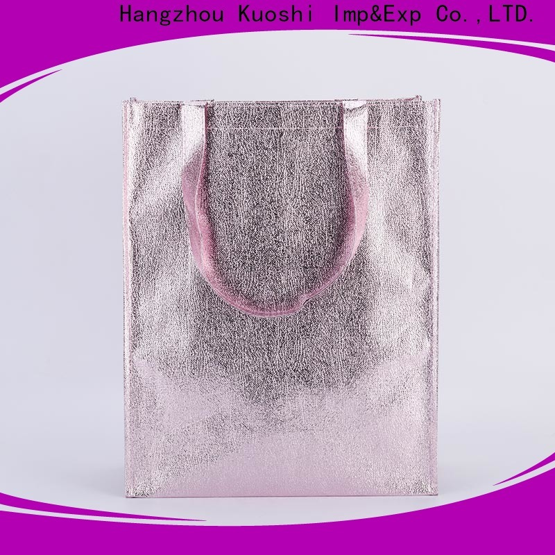wholesale how to make non woven carry bags shopping factory for park