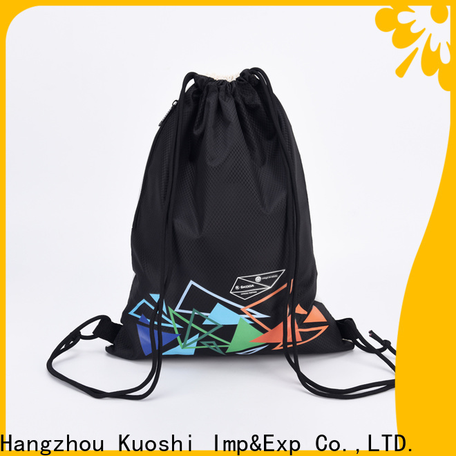 KUOSHI best where can i buy a drawstring backpack manufacturers for sport
