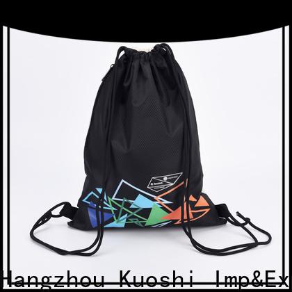 KUOSHI top cloth drawstring bag company for school