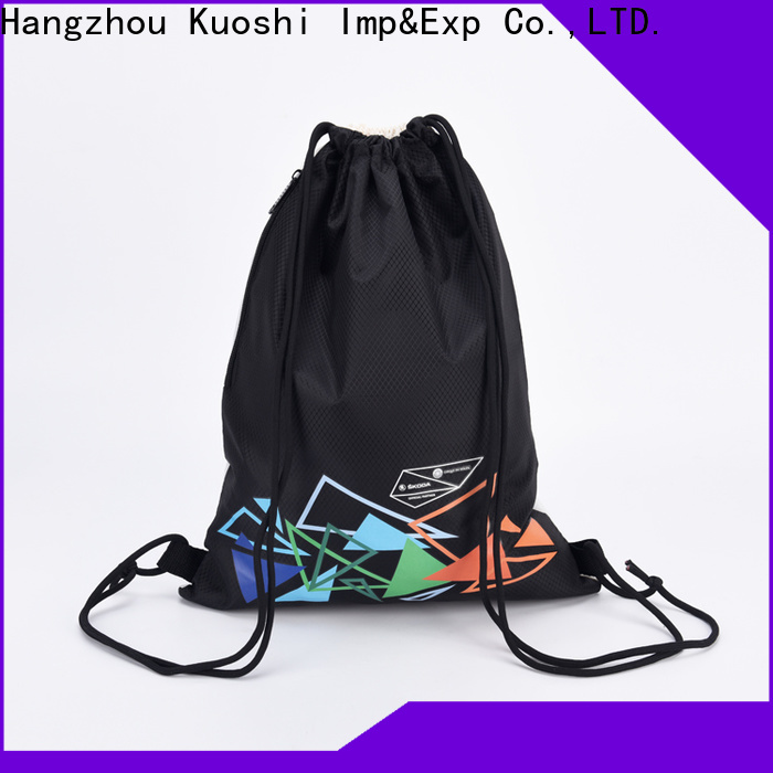 custom drawstring sports bag magic factory for school