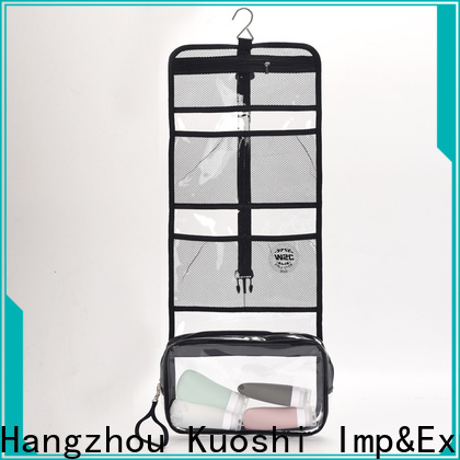 KUOSHI clear clear pvc handbag manufacturers for home