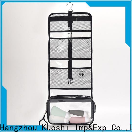 KUOSHI pvc black pvc bag manufacturers for home