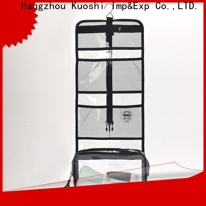 KUOSHI wholesale pvc handbags wholesale for business for cosmetic packaging