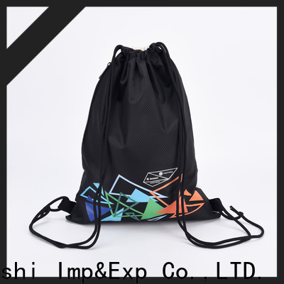wholesale customize your own drawstring bag design factory for gym
