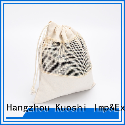 KUOSHI poly mesh net bags suppliers for marketing