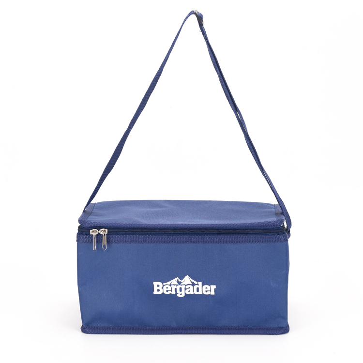 Factory price high quality  cooler bag with zipper