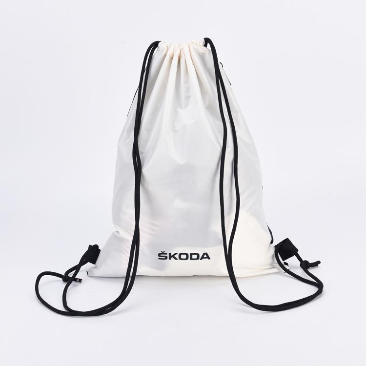 KUOSHI polyester high quality drawstring bag for school-3