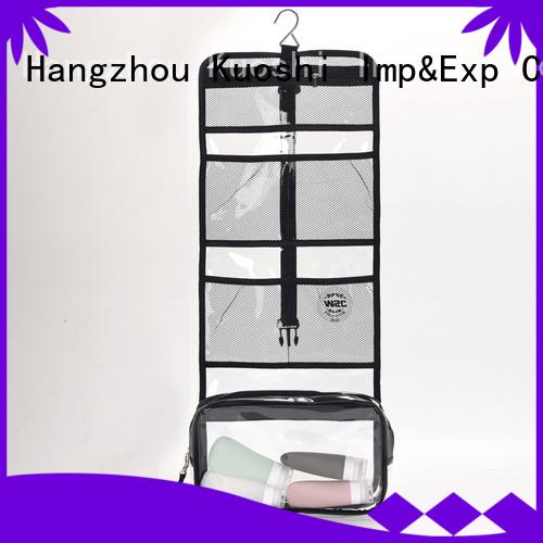 KUOSHI pvc pvc bag printing company for make-up packaging