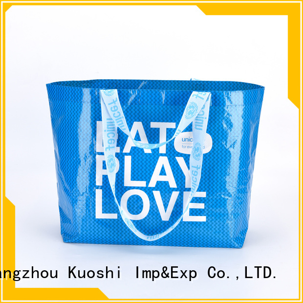 KUOSHI eco eco friendly bags suppliers for supermarket