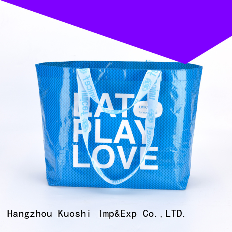 KUOSHI latest eco shopping bags for events