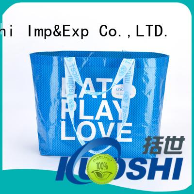custom pp bag manufacturer pp for office work