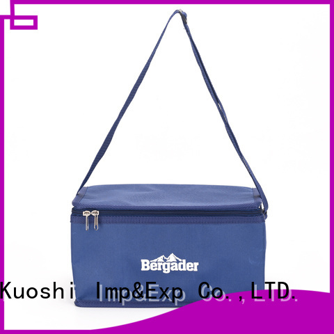 KUOSHI polyester outdoor cooler bag supply for drink