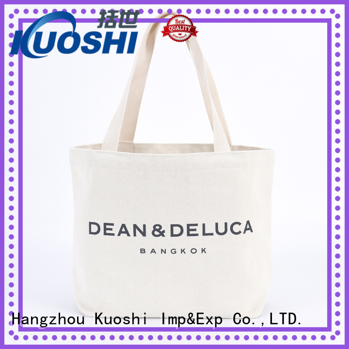 top custom design canvas bags canvas manufacturers for trade shows