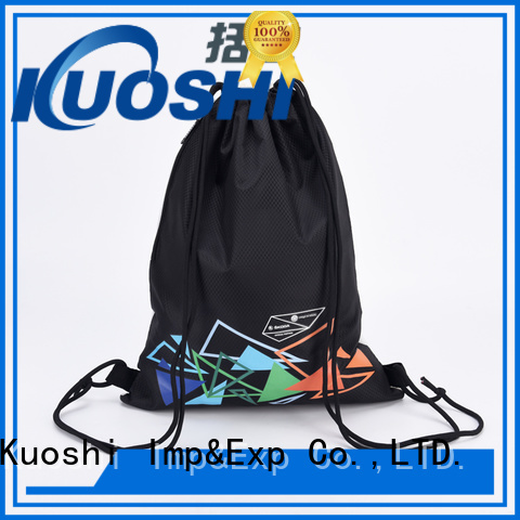 KUOSHI bag drawstring bag material for business for sport