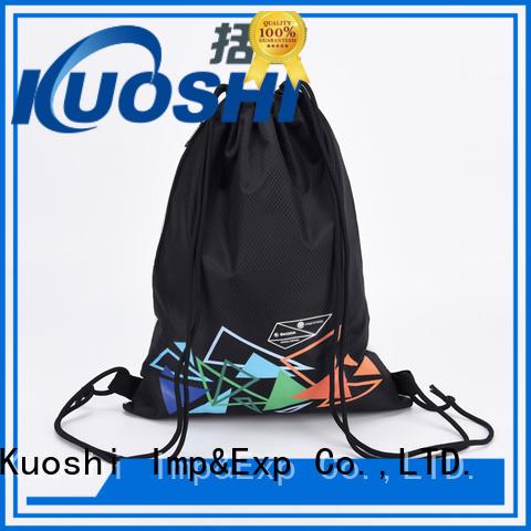 KUOSHI bag drawstring bag material for business for sport