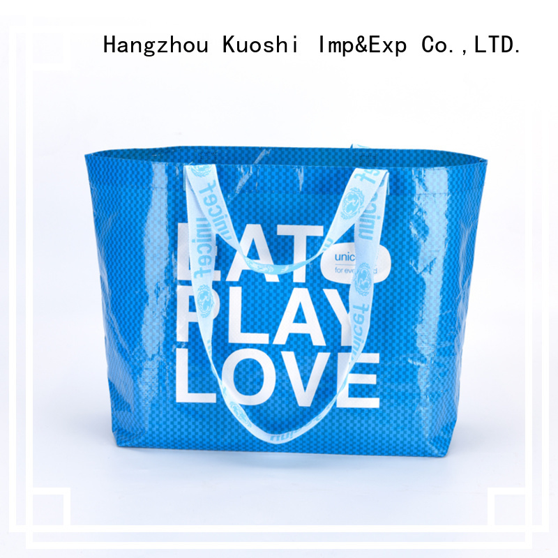 best pp bags price promotional manufacturers for trade shows