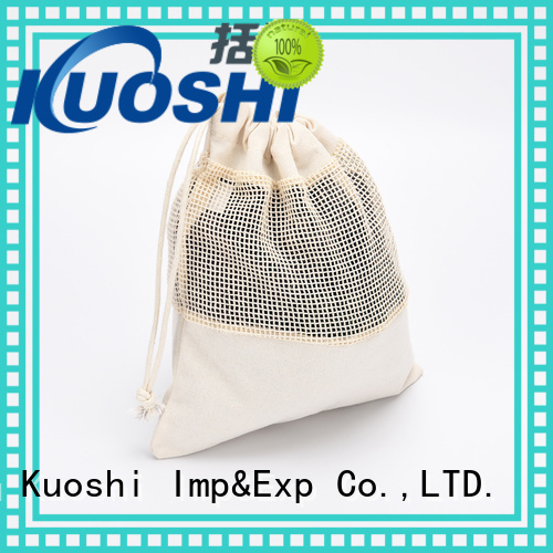 wholesale mesh duffle bag produce supply for supermarket