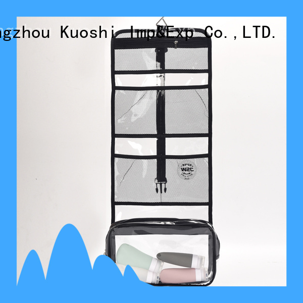 KUOSHI custom pvc bags uk for business for make-up packaging