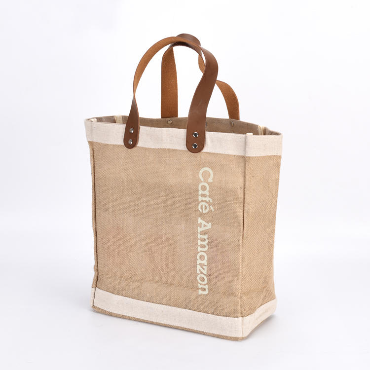 KUOSHI linen gift bags supply for supermarket-3