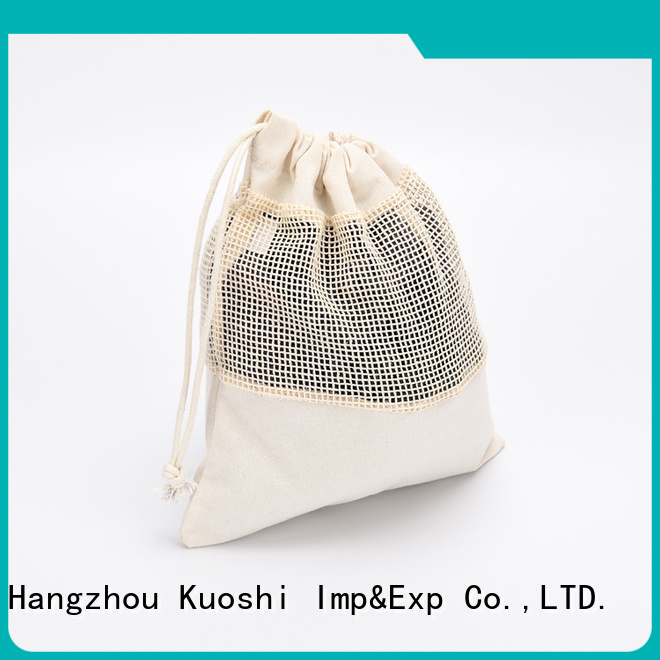 KUOSHI produce laundry bag for delicates factory for vegetables
